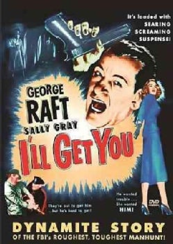 I'll Get You (DVD)