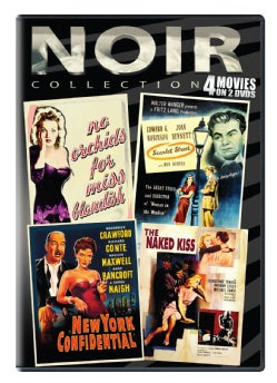 Noir Collection 4-Movie Pack (DVD)