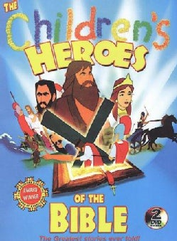 Children's Heros Of The Bible (DVD)