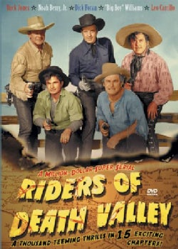 Riders Of Death Valley (DVD)