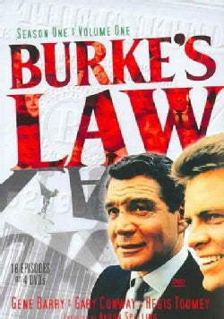 Burke's Law: Season 1 Vol. 1 (DVD)