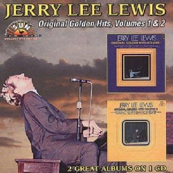 Jerry Lee Lewis - Original Golden Hits Vol. 01 & 02