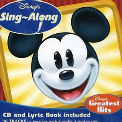 DISNEY - SING A LONG DISNEYS GREATEST