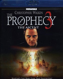 The Prophecy 3: The Ascent (Blu-ray Disc)