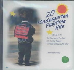Various - 20 Kindergarten Playtime Hits Vol 1
