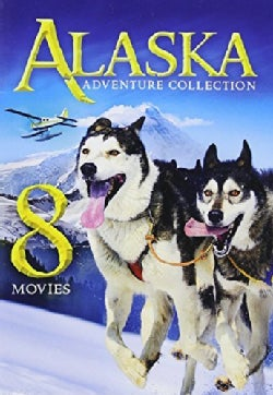 8-Movies Alaska Adventure Pack: Vol. 2 (DVD)