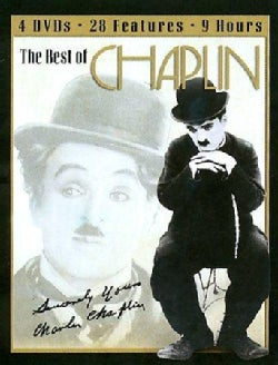 The Best Of Charlie Chaplin (DVD)