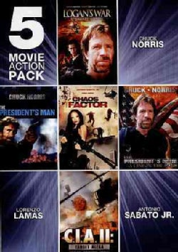5-Movie Action Collection: Vol. 1 (DVD)