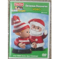 Christmas Discoveries (DVD)