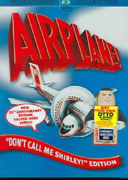 "Airplane! - ""Don`t Call Me Shirley"" Edition (DVD)"