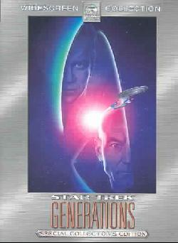 Star Trek: Generations Special Collector's Edition (DVD)