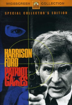 Patriot Games (DVD)