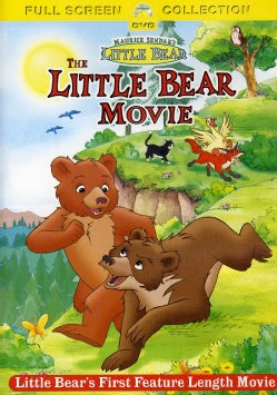 Little Bear Movie (DVD)