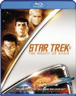 Star Trek II: The Wrath Of Khan (Blu-ray Disc)