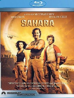 Sahara (Blu-ray Disc)