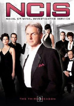 NCIS: The Complete Third Season (DVD)