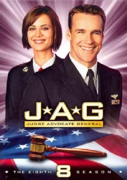 JAG: The Eighth Season (DVD)