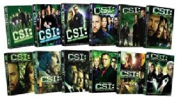 CSI: Crime Scene Investigation: Twelve Season Pack (DVD)