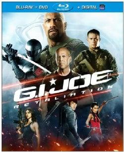 G.I. Joe: Retaliation (Blu-ray/DVD)