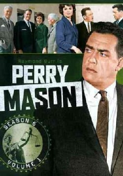 Perry Mason: The Sixth Season Vol. 1 (DVD)