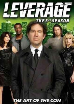 Leverage: The Third Season (DVD)