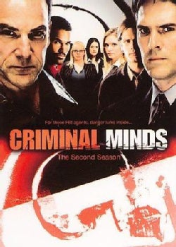 Criminal Minds: The Second Season (DVD)
