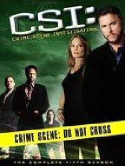 CSI: Crime Scene Investigation: Complete Fifth Season (DVD)