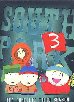 South Park: The Complete Third Season (DVD)