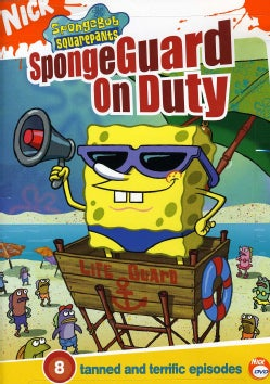 Spongebob Squarepants: Spongeguard on Duty (DVD)