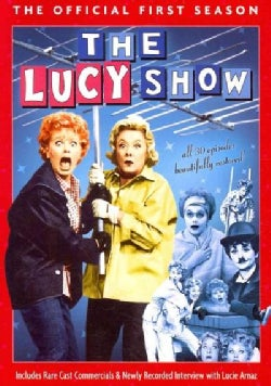 The Lucy Show: The Official First Season (DVD)
