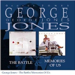 George Jones - Memories of Us/The Battle