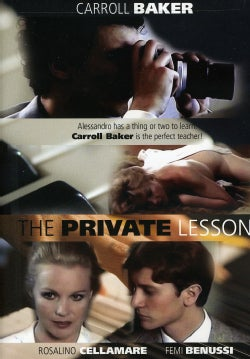 The Private Lesson (DVD)