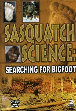 Sasquatch Science: Searching for Bigfoot (DVD)