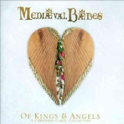 MEDIAEVAL BAEBES - OF KINGS & ANGELS:CHRISTMAS CAROL COLLECTION