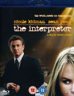 INTERPRETER (2005) (BLU-RAY)