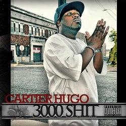 CARTIER HUGO - 3000 SHIT