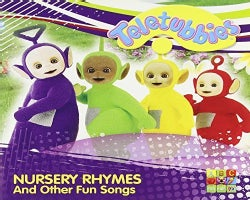TELETUBBIES - NURSERY RHYMES & OTHER FUN SONGS
