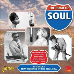 Various - The Road to Soul: 55 Tracks That Ushered in the Soul Era