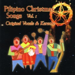 PILIPINO KARAOKE - PILIPINO CHRISTMAS SONGS*VOL. 1