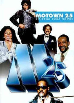 Motown 25: Yesterday, Today, Forever (DVD)
