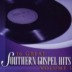 Various - 16 Great Southern Gospel Hits: Vol. 1