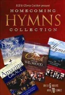 Bill & Gloria Gaither Present Homecoming Hymns Collection (DVD)