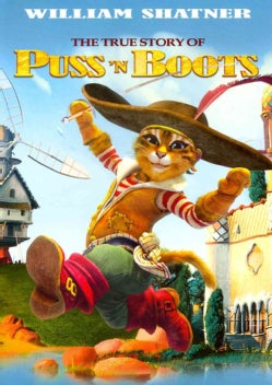 The True Story of Puss 'N Boots (DVD)