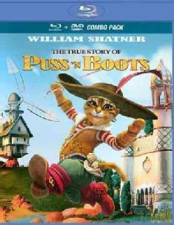 The True Story of Puss 'N Boots (Blu-ray Disc)