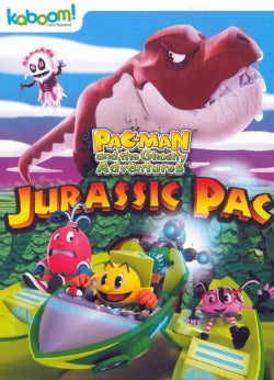 Pac-Man and the Ghostly Adventures: Jurassic Pac (DVD)