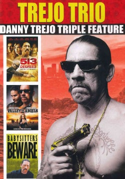 Trejo Trio: Danny Trejo Triple Feature (DVD)