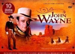 John Wayne: America's Legendary Hero (DVD)