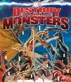 Destroy All Monsters (Blu-ray Disc)