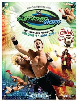 WWE SummerSlam: The Complete Anthology Volume 4 (DVD)