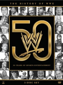 History Of The WWE (DVD)